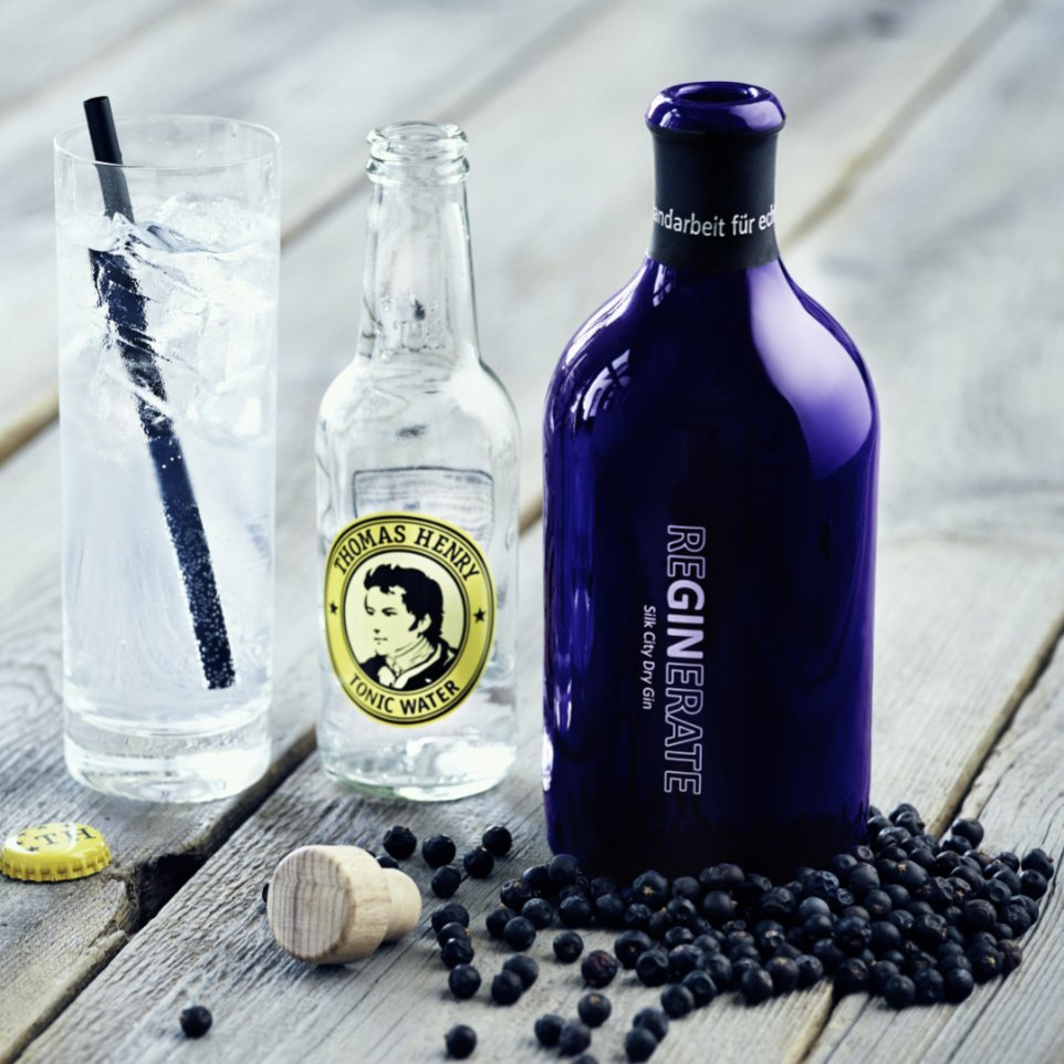 Gins - Unsere Hommage